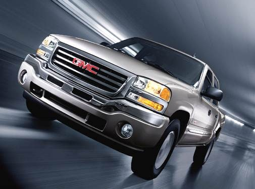 Highest Horsepower Trucks of 2006 - 2006 GMC Sierra 2500 HD Crew Cab