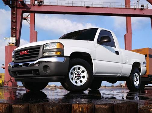 Highest Horsepower Trucks of 2006 - 2006 GMC Sierra 3500 Regular Cab