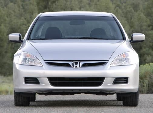 Most Popular Sedans of 2006 - 2006 Honda Accord