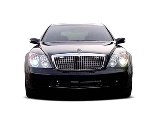 Highest Horsepower Sedans of 2006 - 2006 Maybach 57