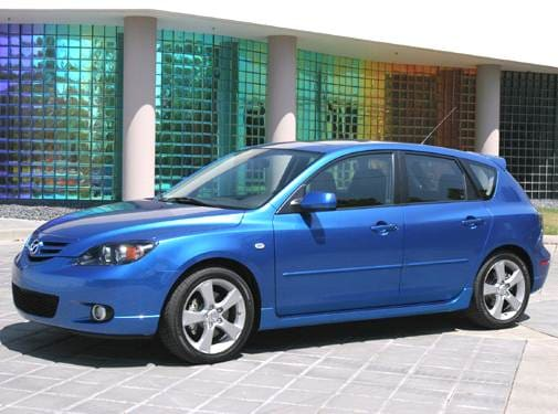 Top Consumer Rated Hatchbacks of 2006 - 2006 MAZDA MAZDA3