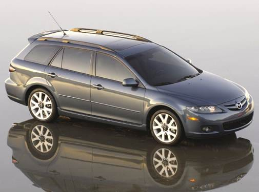 Most Popular Wagons of 2006 - 2006 MAZDA MAZDA6