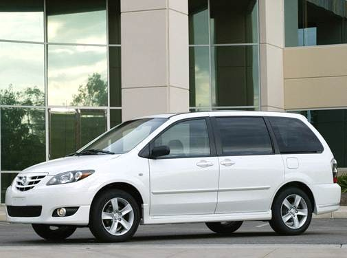 Most Fuel Efficient Van/Minivans of 2006 - 2006 MAZDA MPV
