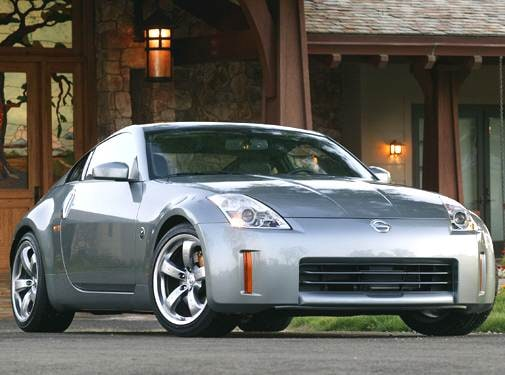 Top Consumer Rated Hatchbacks of 2006 - 2006 Nissan 350Z