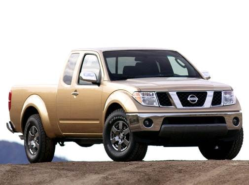 Most Fuel Efficient Trucks of 2006 - 2006 Nissan Frontier King Cab