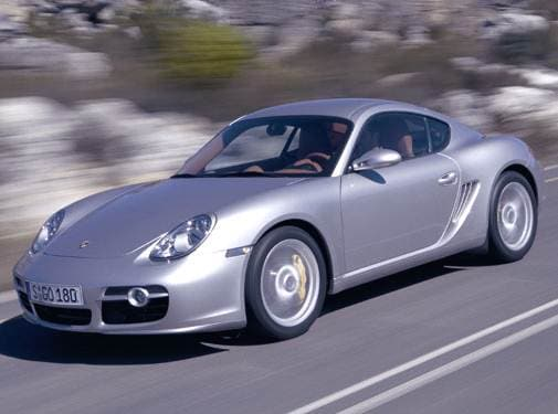 Top Consumer Rated Luxury Vehicles of 2006 - 2006 Porsche Cayman