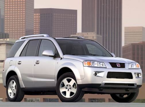 Most Popular Crossovers of 2006 - 2006 Saturn VUE