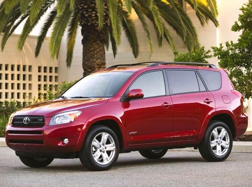 Most Fuel Efficient SUVS of 2006 - 2006 Toyota RAV4