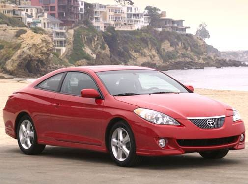 Top Consumer Rated Coupes of 2006 - 2006 Toyota Solara