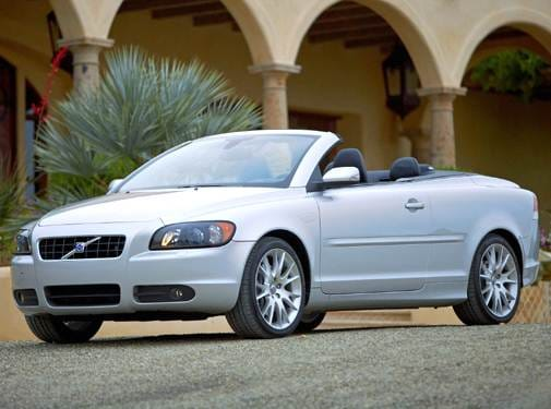 Most Fuel Efficient Convertibles of 2006 - 2006 Volvo C70