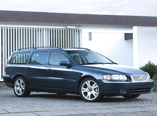 Highest Horsepower Wagons of 2006 - 2006 Volvo V70