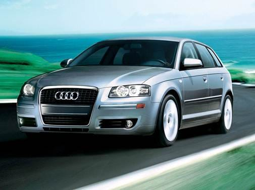 Most Fuel Efficient Wagons of 2007 - 2007 Audi A3