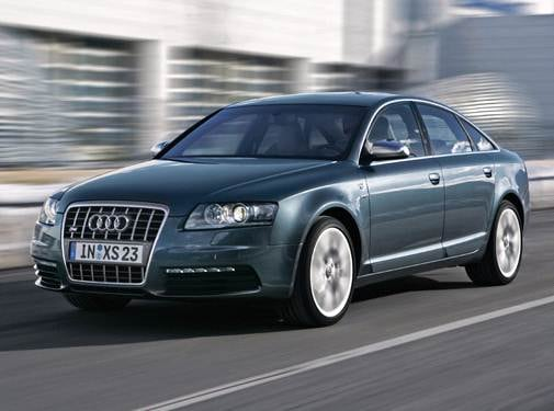 Top Consumer Rated Sedans of 2007 - 2007 Audi S6