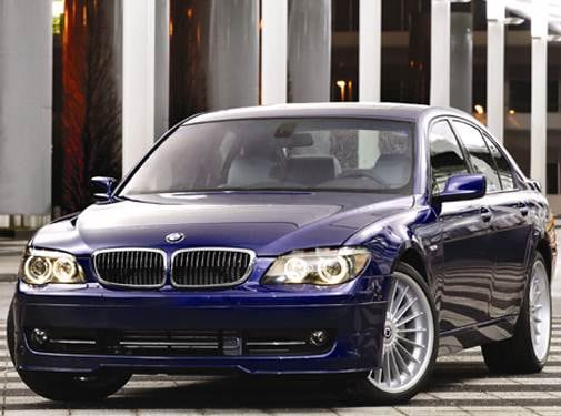Highest Horsepower Sedans of 2007 - 2007 BMW Alpina B7