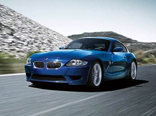 Top Consumer Rated Coupes of 2007 - 2007 BMW Z4 M