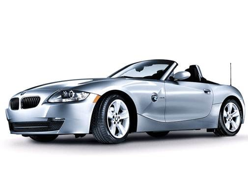 Most Fuel Efficient Convertibles of 2007 - 2007 BMW Z4