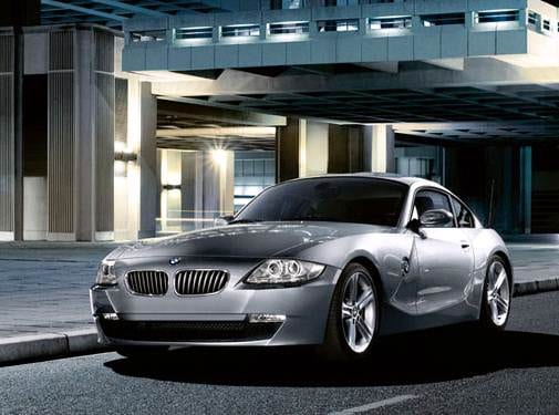 Top Consumer Rated Coupes of 2007 - 2007 BMW Z4