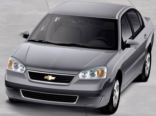 Most Popular Hatchbacks of 2007 - 2007 Chevrolet Malibu