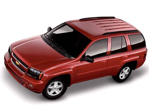 Most Popular SUVS of 2007 - 2007 Chevrolet TrailBlazer