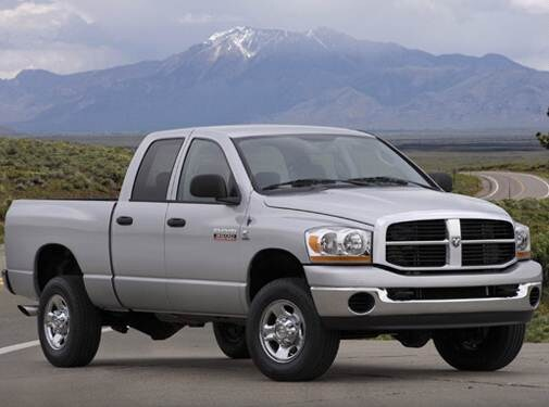 Most Popular Trucks of 2007 - 2007 Dodge Ram 1500 Quad Cab