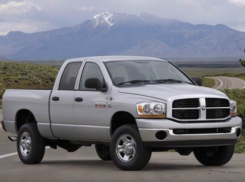 Most Popular Trucks of 2007 - 2007 Dodge Ram 2500 Quad Cab