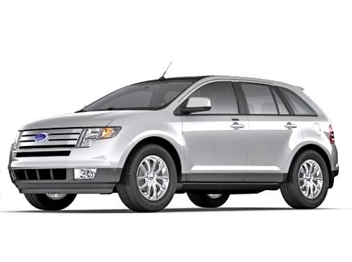 Most Popular Crossovers of 2007 - 2007 Ford Edge