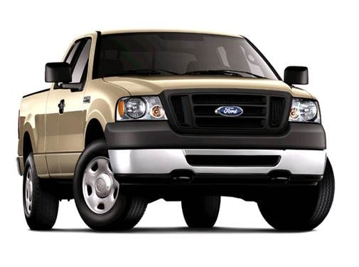 Most Popular Trucks of 2007 - 2007 Ford F150 Regular Cab