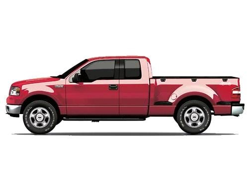 Most Popular Trucks of 2007 - 2007 Ford F150 Super Cab