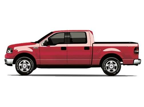 Most Popular Trucks of 2007 - 2007 Ford F150 SuperCrew Cab
