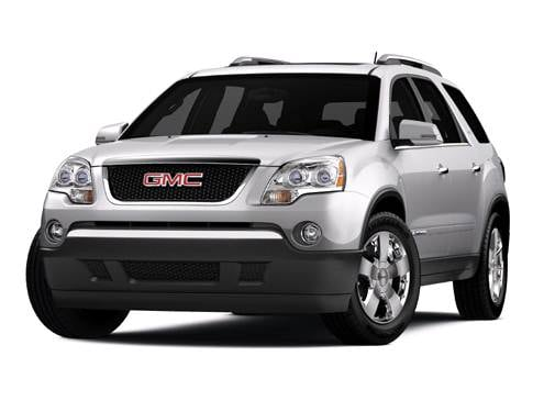 Highest Horsepower Crossovers of 2007 - 2007 GMC Acadia