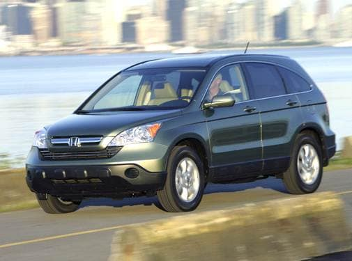 Most Fuel Efficient SUVS of 2007 - 2007 Honda CR-V