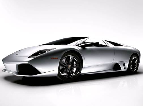 Highest Horsepower Luxury Vehicles of 2007 - 2007 Lamborghini Murcielago