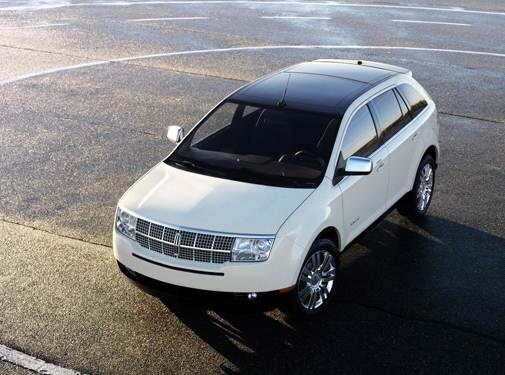 Top Consumer Rated Crossovers of 2007 - 2007 Lincoln MKX