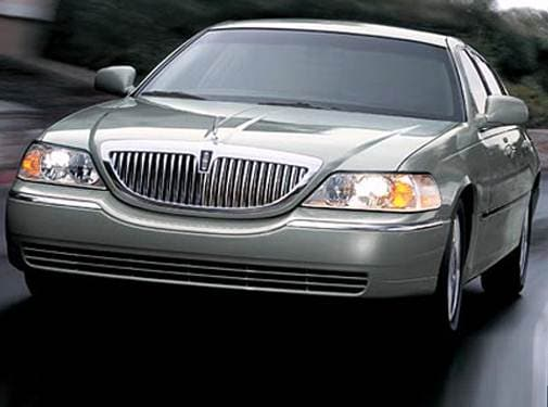 Most Popular Luxury Vehicles of 2007 - 2007 Lincoln Town Car