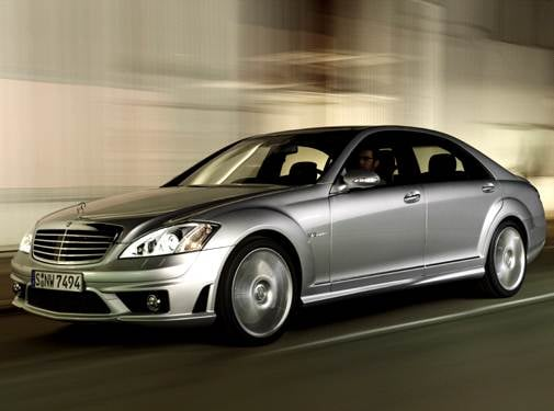 Highest Horsepower Sedans of 2007 - 2007 Mercedes-Benz S-Class