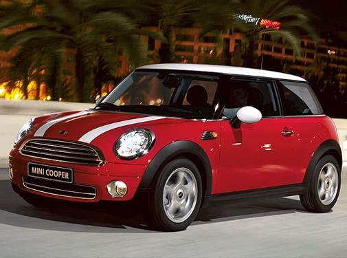 Most Fuel Efficient Coupes of 2007 - 2007 MINI Cooper