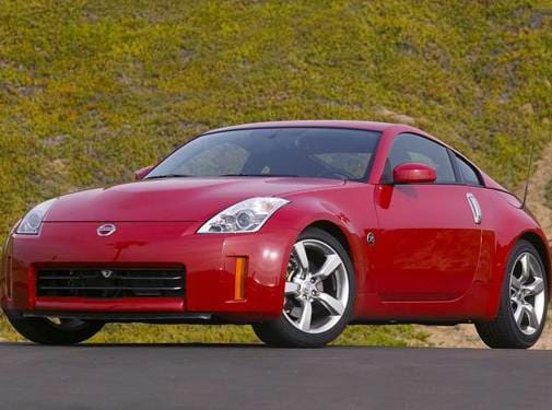 Top Consumer Rated Hatchbacks of 2007 - 2007 Nissan 350Z