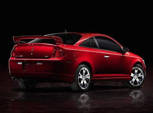 Most Fuel Efficient Coupes of 2007 - 2007 Pontiac G5