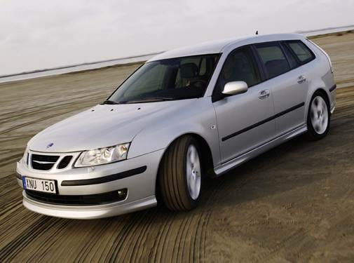 Most Popular Luxury Vehicles of 2007 - 2007 Saab 9-3