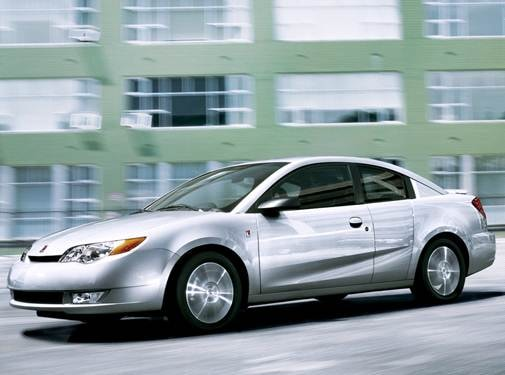 Most Fuel Efficient Coupes of 2007 - 2007 Saturn Ion