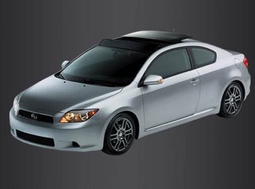 Most Fuel Efficient Coupes of 2007 - 2007 Scion tC