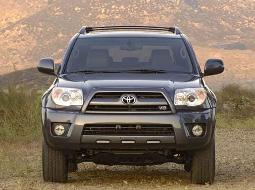 Most Popular SUVS of 2007 - 2007 Toyota 4Runner