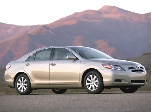 Most Fuel Efficient Hybrids of 2007 - 2007 Toyota Camry