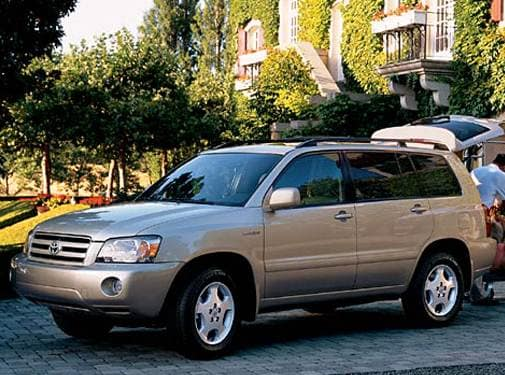 Most Popular SUVS of 2007 - 2007 Toyota Highlander