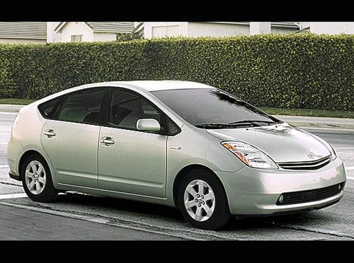 Most Popular Hatchbacks of 2007 - 2007 Toyota Prius