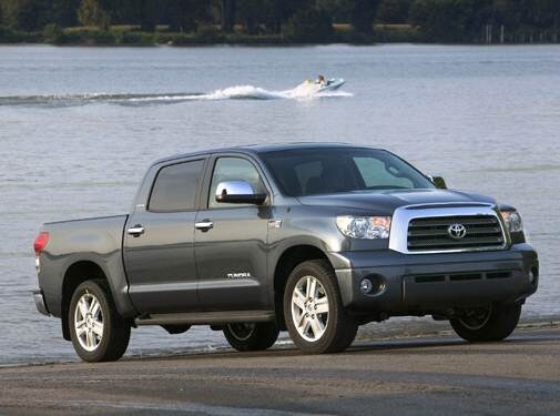 Top Consumer Rated Trucks of 2007 - 2007 Toyota Tundra CrewMax
