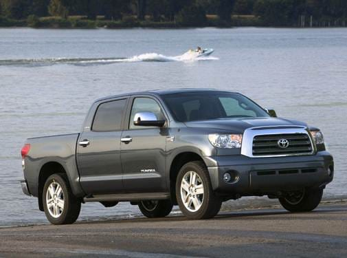 Top Consumer Rated Trucks of 2007