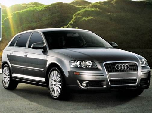 Most Fuel Efficient Wagons of 2008 - 2008 Audi A3