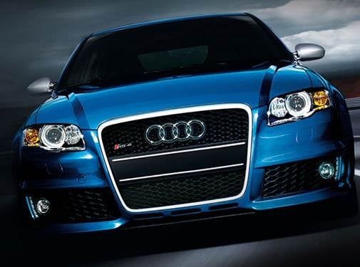 Top Consumer Rated Sedans of 2008 - 2008 Audi RS 4