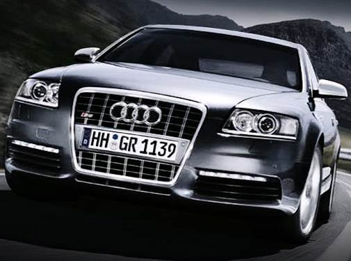 Top Consumer Rated Sedans of 2008 - 2008 Audi S6